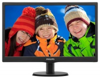 "Philips 73"" 203v5lhsb273 LCD Monitor Photo"