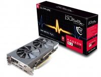 Sapphire Radeon RX-570 Pulse 4GB Graphics Card Photo