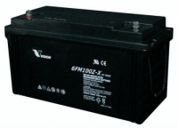Vision Fully Sealed Battery 12-100Ah 6FM100Z-X Photo