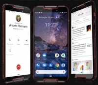 """Cubot Quest 5.5"""" Inch IPS 18:9 HD Screen - Android 9 Cellphone Photo"""
