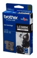 Brother LC-38BK Black Ink Cartridge Photo