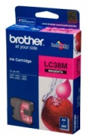 Brother LC-38M Magenta Ink Cartridge Photo