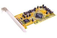 Sunix SATA4000 4 Port SATA 150 piecesI Controller Card - SIL3114A Photo
