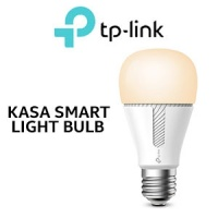 TP-LINK Kasa Smart Light Bulb Dimmable / KL110 / Control Your Smart Light bulb From Anywhere / Use Simple Voice Commands to Control / Smart app to Schedule Your Light bulb / Energy Consumption Class A Photo