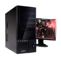 AMD Athlon 3000G Dual Core 3.5GHz Budget PC Photo