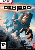 DemiGod -DVD PC Game PC Game Photo