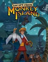 Escape From Monkey Island -CDROM PC Game PC Game Photo