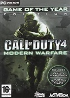 Call Of Duty 4 - Modern Warfare - Of The Year Edition PC Game PC Game Photo