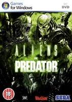 SEGA Aliens Vs Predator PC DVD PC Game Photo