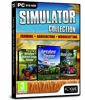 Farming Agriculture and Woodcutting Simulator Triple Pack PC Game PC Game Photo