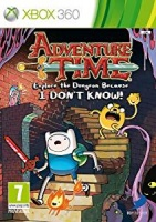 Adventure Time: Explore the Dungeon Because I Don't Know Photo