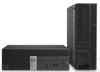 Dell OptiPlex 7050 SFF Desktop PC i5-7500 3.4GHz CPU 256GB SSD 8GB RAM Intel HD graphics Win 10 Pro Photo