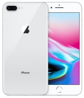 Apple iPhone 8 Plus 256GB Silver Smart Cellphone Cellphone Photo
