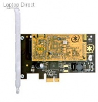 Digium VoIP Transcoding PCI Express Card for 120 G.729a or 92 Mixed Channels of G.729a/G.723.1 Photo