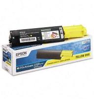 Epson C13S050187 Yellow High Capacity Laser Toner Cartridge Photo