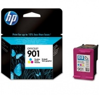 HP 901 Tri-color Ink Cartridge Photo
