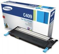 Samsung CLT-C409S Cyan Laser Toner Cartridge Photo