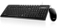 Gigabyte KM6150 USB Keyboard & Mouse Set Photo