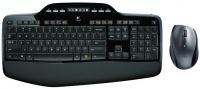 Logitech MK710 Wireless Keyboard & Mouse Set Photo