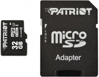 "Patriot 32GB LX micro SDHC card 2"" 1 Class 10 Photo"