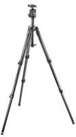 Manfrotto 057 Series MK057C3-M0Q5 Professional Tripod KIT - Black Photo