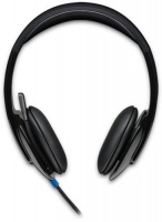 Logitech H540 USB Headset with Mic Photo