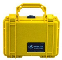 Pelican Protective Case 1120 with O-ring seal - Black Photo