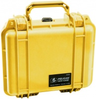 Pelican Protective Case 1200 with O-ring seal - Black Photo