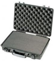 Pelican 1470 Attache Design Computer Case - Black Photo