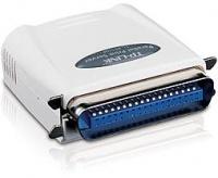 TP Link Single Parallel Port Fast Ethernet Print Server Photo