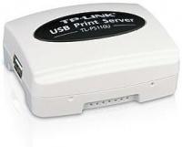 TP Link TL-PS110U Single USB2.0 Port Fast Ethernet Print Server Photo
