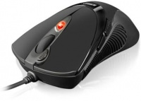Sharkoon FireGlider Laser Gaming Mouse - Black Edition Photo