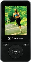 Transcend MP710 8GB MP3 Player with Fitness Tracker - Black Photo