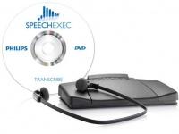 Philips LFH7177 SpeechExec Professional Transcription Set Photo