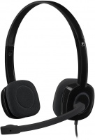 Logitech H151 Stereo Headset With Noise-cancelling Mic Photo