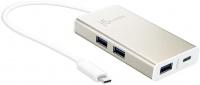 J5 Create JCH346 4-Port USB Type-C Hub Photo