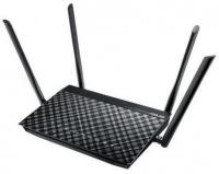 Asus DSL-AC52U Dual Band AC750 Wireless ADSL/VDSL Gigabit Router Photo