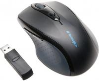 Kensington ProFit Full-Size Wireless Optical Mouse - Black Photo