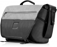 "Everki ContemPRO Laptop Bike Messenger - up to 14""/ MacBook Pro 15 - Black Photo"
