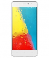 Hisense Infinity H7s Pure Shot Mobile Phone - White Photo