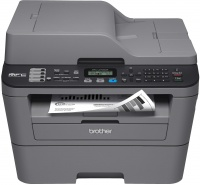 Brother MFC-L2700DW A4 Mono Laser Multifunctional Printer Photo