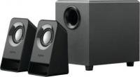 Logitech Z211 Compact 2.1 Speaker System Photo