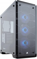 Corsair Crystal Series 570X RGB ATX Mid Tower Chassis PC case Photo