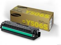 Samsung CLT-Y506S Yellow Laser Toner Cartridge Photo