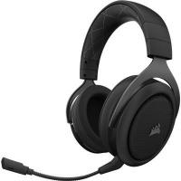 Corsair HS70 Wireless 7.1 surround Sound Gaming Headset - Black Photo