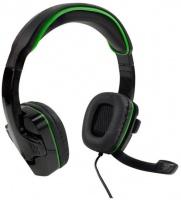 SparkFox SF1-XBOX Headphones - Black/Green Photo