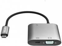 Kanex USB-C to VGA Adapter with Power Delivery Photo