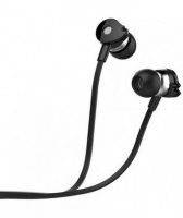 Astrum EB280 Wired Stereo Earphones with In-line Mic - Black Photo