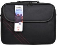 "Port Designs S Clamshell 15.6"" Laptop Case - Black Photo"