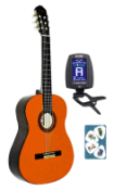 Vizcaya Don Fracisco Full Size Classical Guitar Pack Photo